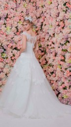 vestido novia ensemble domino - cymbeline