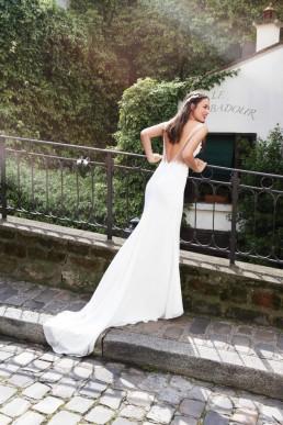 vestido novia falbala - cymbeline