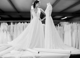 FIGUE & FIDJI vestido novia cymbeline