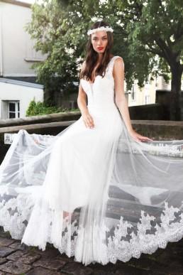 vestido novia farandole - cymbeline