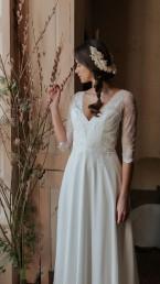 vestido novia Cymbelle